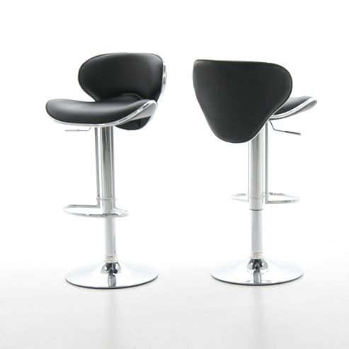 Aspect Design Mississippi Barstool in Black
