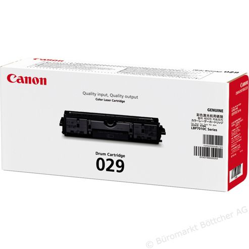 Canon 029 Drum cartridge 1 7000 Pages for i-SENSYS LBP7010C, LBP7018C