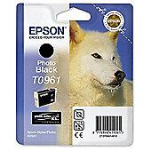 Epson Singlepack Photo Black T0961