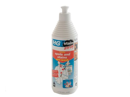 Hg Laundry Spots & Stains Pre-wash 0.5L
