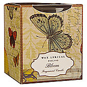 Wax Lyrical Bloom  Boxed Candle