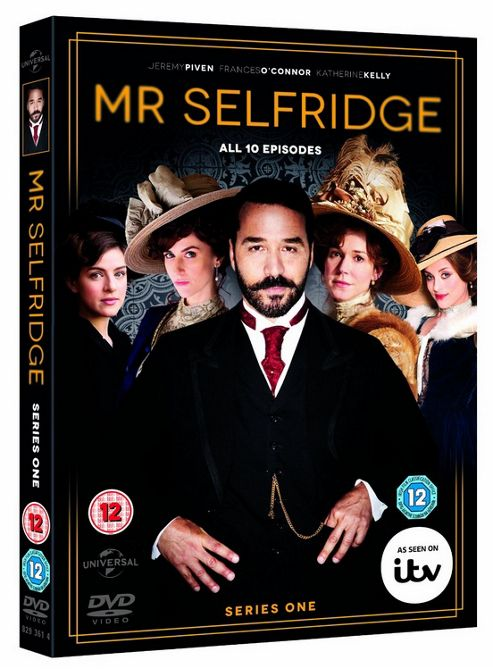 Mr Selfridge Series 1 (DVD Boxset)