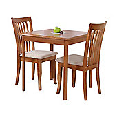 G&P Furniture Dining Chair (Set of 2) - Maple