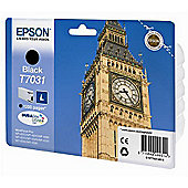 Epson T7031L printer ink cartridge - Black