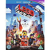 The Lego Movie (Blu-ray)