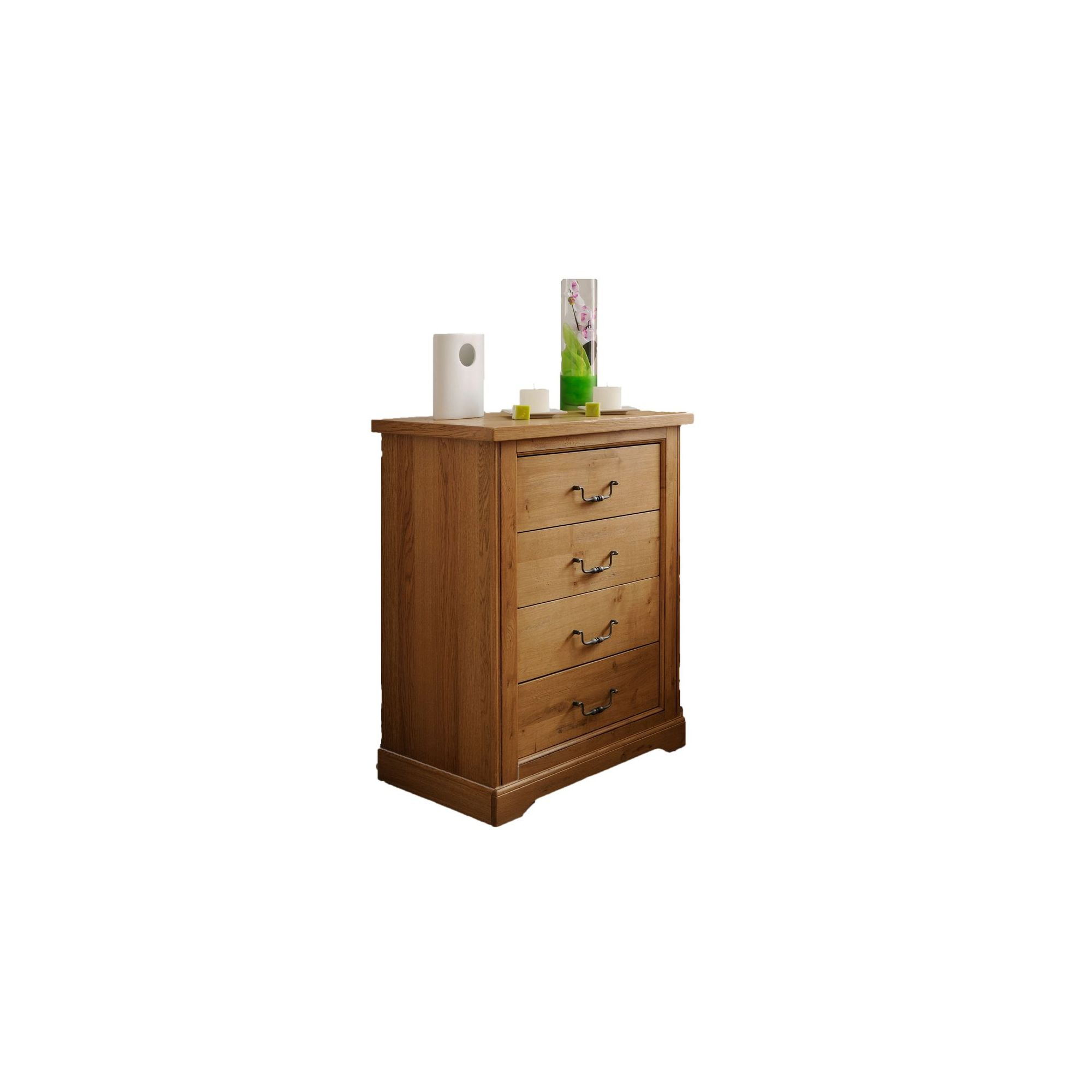 Parisot Artisane 4 Drawer Chest at Tescos Direct