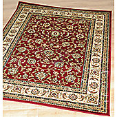 Origin Red Classique Red Rug - 150cm x 80cm