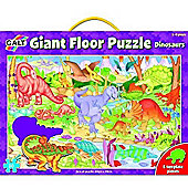 James Galt Giant Dinosaurs 36 inch Floor Puzzle