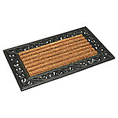JVL Karina Rubber Tuffscrape Indoor / Outdoor Mat