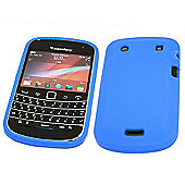SoftSkin Skin Case - BlackBerry 9900 Bold Touch - Blue