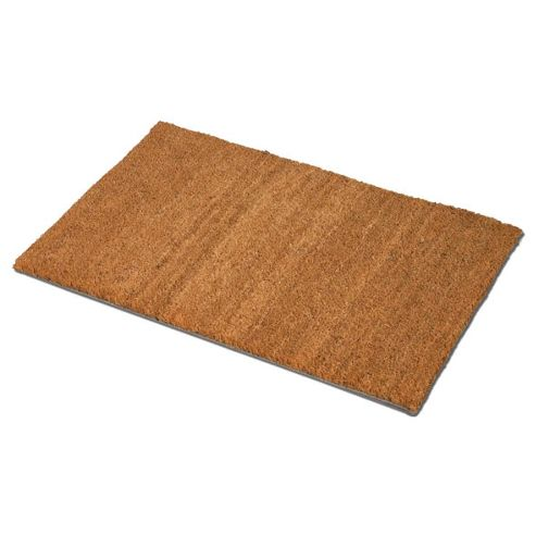 JVL Manor PVC Bck Coir Indoor / Outdoor Mat