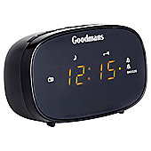 Goodmans GCR02 Clock Radio