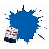Humbrol Acrylic - 14ml - Gloss - No14 - French Blue