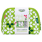 Simple Soft & Simple Cosmetics Bag Collection