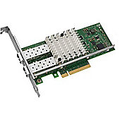 Ethernet Server Adapter X520-DA2 - Network adapter - PCI Express 2.0 x8 low profile - 10 Gigabit Eth
