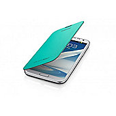 Galaxy Note 2 Clip-On Replacement Battery Cover Flip Case