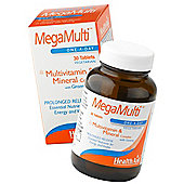 HealthAid Mega-Multi With Ginseng 30 Tablets