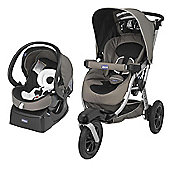Chicco Activ3 Travel System - Beige