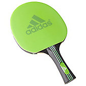 Adidas Laser table Tennis Bat - Lime