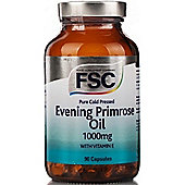 Fsc Evening Primrose Oil 1000Mg 90 Capsules