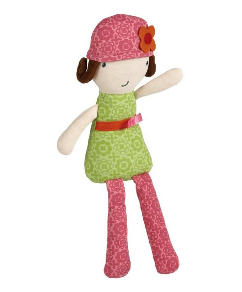 Mamas & Papas - Made With Love - Soft Chime Toy