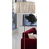 Arturo Alvarez Curvas Floor Lamp - Black