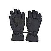 Men's Ski Gloves - Black
