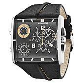 Police Tripod Mens Chronograph Watch - 13497JS-02