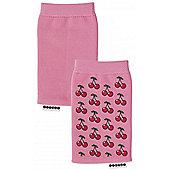 Trendz TZSKPICH Cherrie Sock - Pink