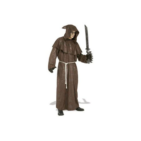 Rubies Fancy Dress - The Mad Monk - Standard Mens Costume
