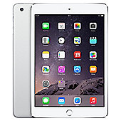 Apple iPad mini 3, 128GB, WiFi - Silver