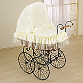 Leipold Midnight Royal Antique Crib