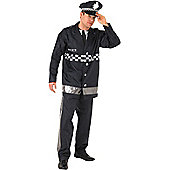 Policeman Costume Medium