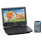 "Technika 10"" Portable DVD Player TK10PDVD112 (10'PDVD)"
