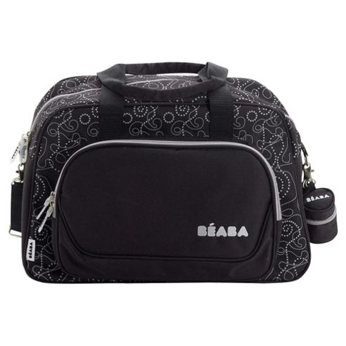 BEABA Geneva Changing Bag, Black/grey