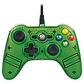 Mini Wired Xbox 360 Controller - Green