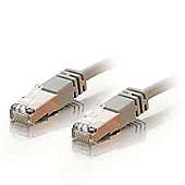 Cables To Go 5m Cat5e Shielded Moulded Patch Cable (Grey): 83754