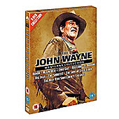 John Wayne Westerns Collection DVD
