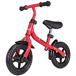 Woodworm Children'S Learning / Balance Bike For Boys & Girls Red