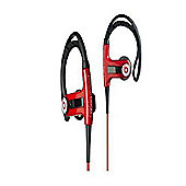 Monster Power Beats by Dr.Dre Sport In-Ear Headphones - Red