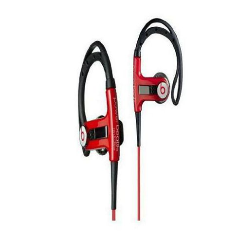 Monster Cable Products Beats by Dr.Dre Sport In-Ear Headphones Red