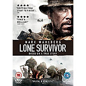 Lone Survivor (DVD & Uv)