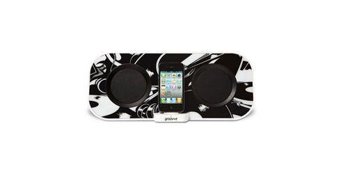 Groov-e GVSP8672 i-SpeakerDock-50 Designer Speaker System for iPod/iPhone