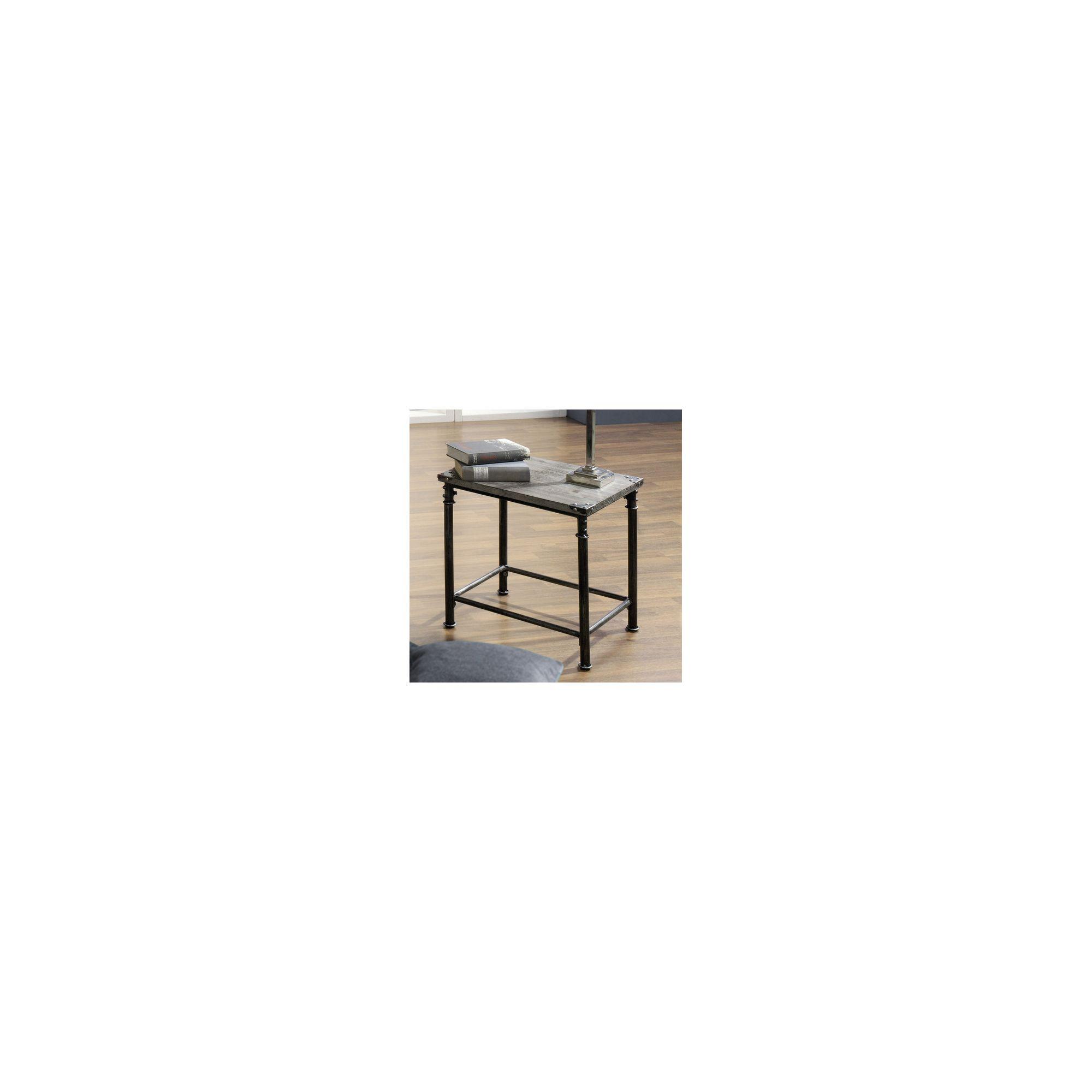 Urbane Designs Side Table - 53 cm H x 52 cm W x 44 cm D