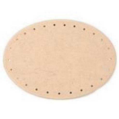 Wooden Base 7V 175 x 125 mm oval