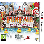 FUNFAIR PARTY GAMES (3DS)