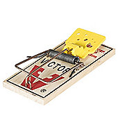 Victor Pest Control M035 Easy Set Mouse Trap 2 Pack