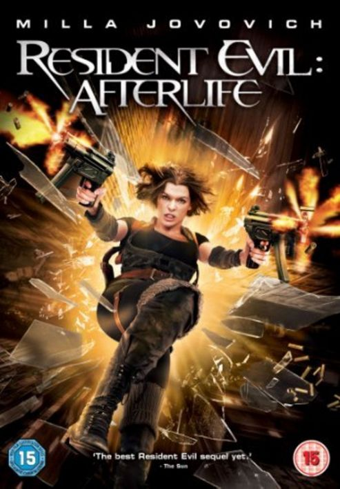 Resident Evil - Afterlife (DVD)