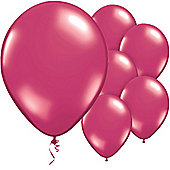 Antique Red Balloons - 11' Latex Balloon (50pk)