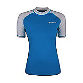 Mountain Warehouse Womens UV Rash Vest ( Size: 12 )